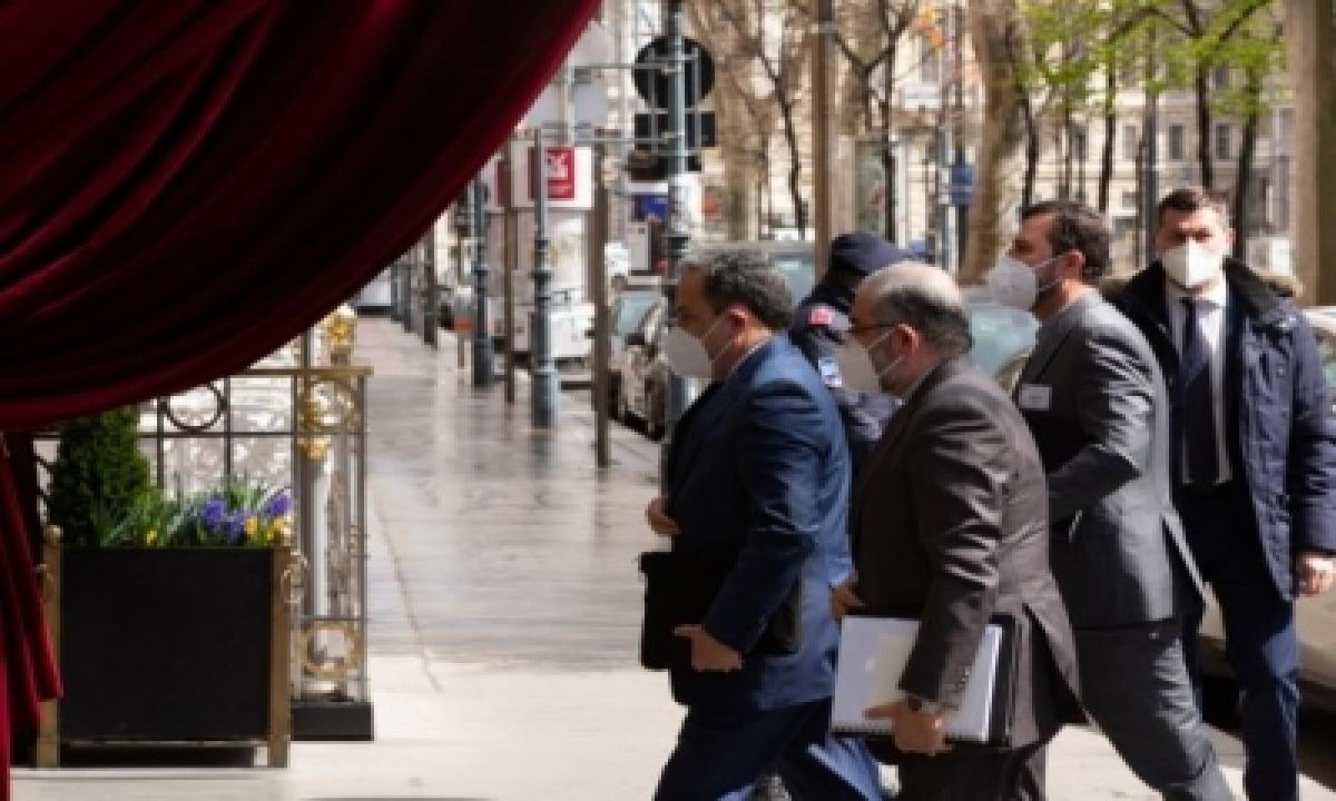 Us Says Vienna Talks Constructive, Rejects Iran's 'maximalist Demands'-TeluguStop.com