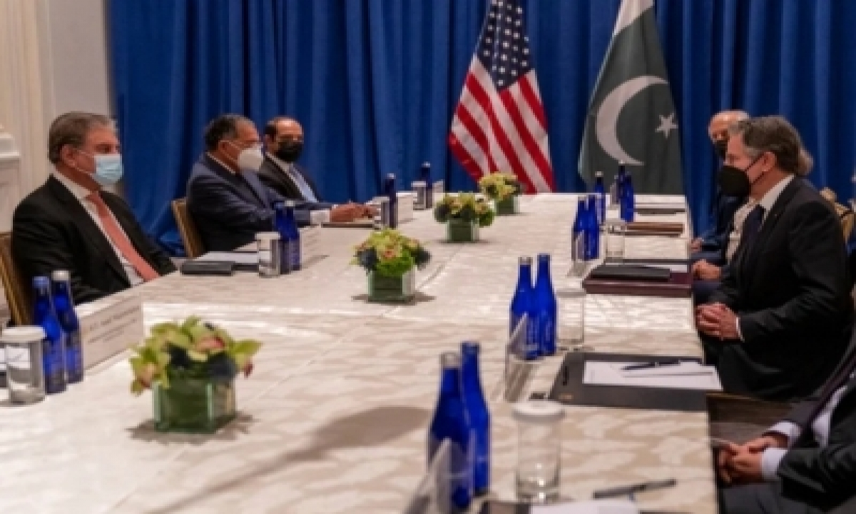 Us Vents Fury Over Composition Of Afghan Govt During Talks With Pak Foreign Minister-TeluguStop.com