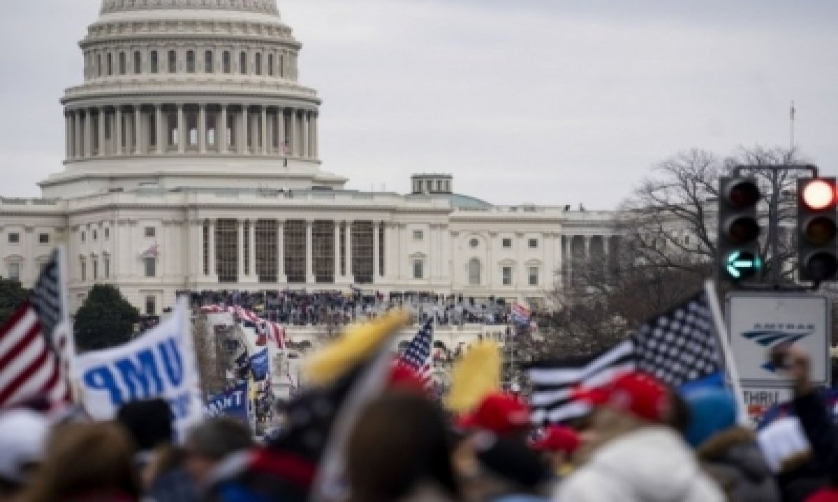 TeluguStop.com - Us Woman Charged Over Capitol Riots