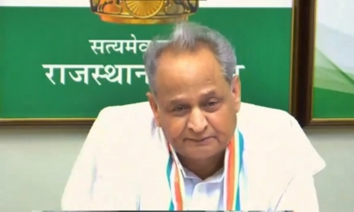 Vaccine Availability: Gehlot Accuses Union Health Minister Of Making False Statements-TeluguStop.com