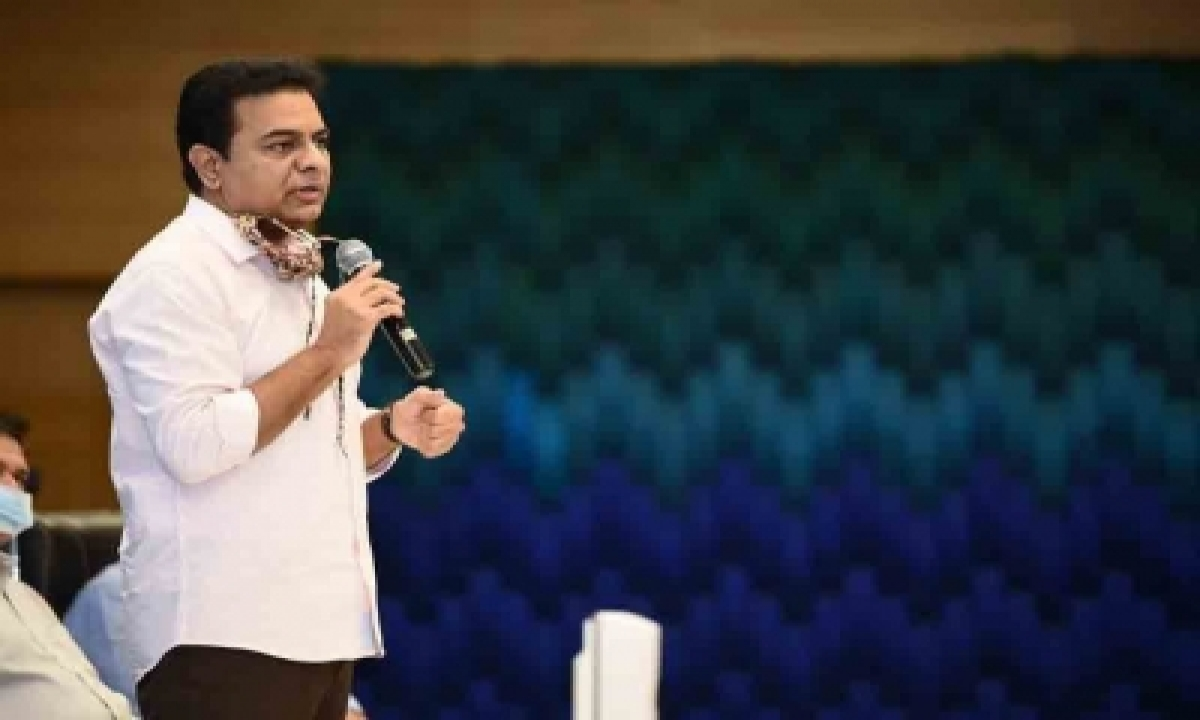 Vaccine Availability To Remain A Challenge Till July, Says Ktr-TeluguStop.com