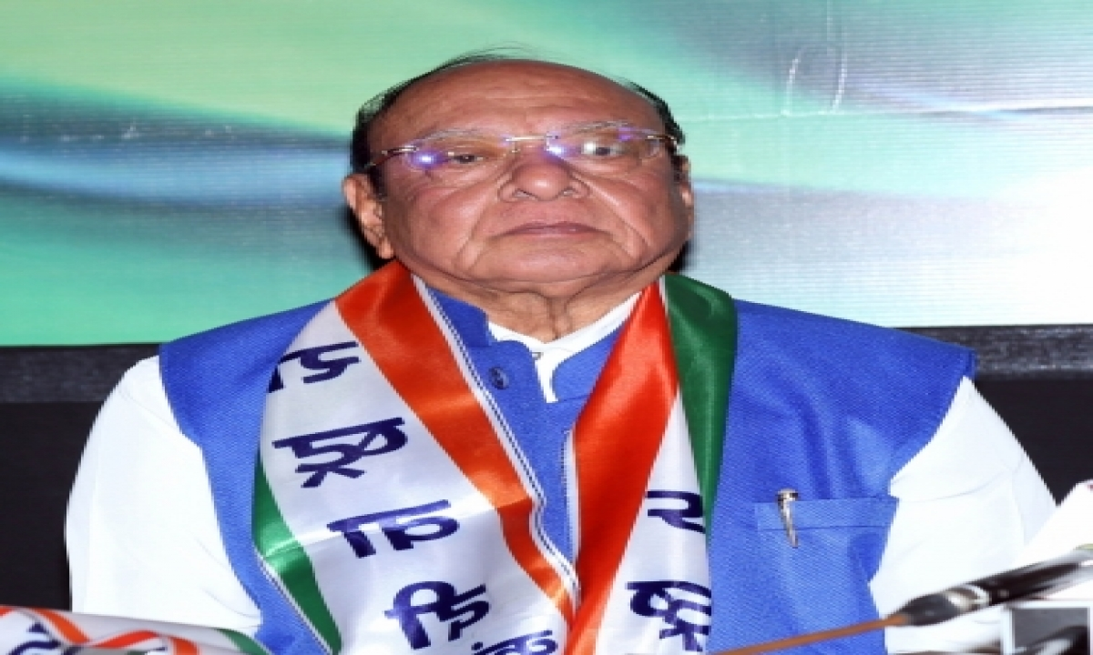 Vaghela Says Wants To Return To Cong Without Conditions-TeluguStop.com