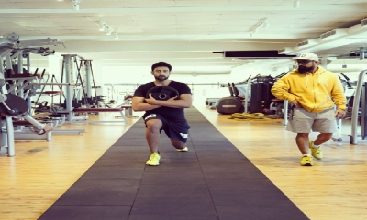 Varun Konidela Says 'leg Days' Are 'lethal' If You Want To Stay Fit-TeluguStop.com