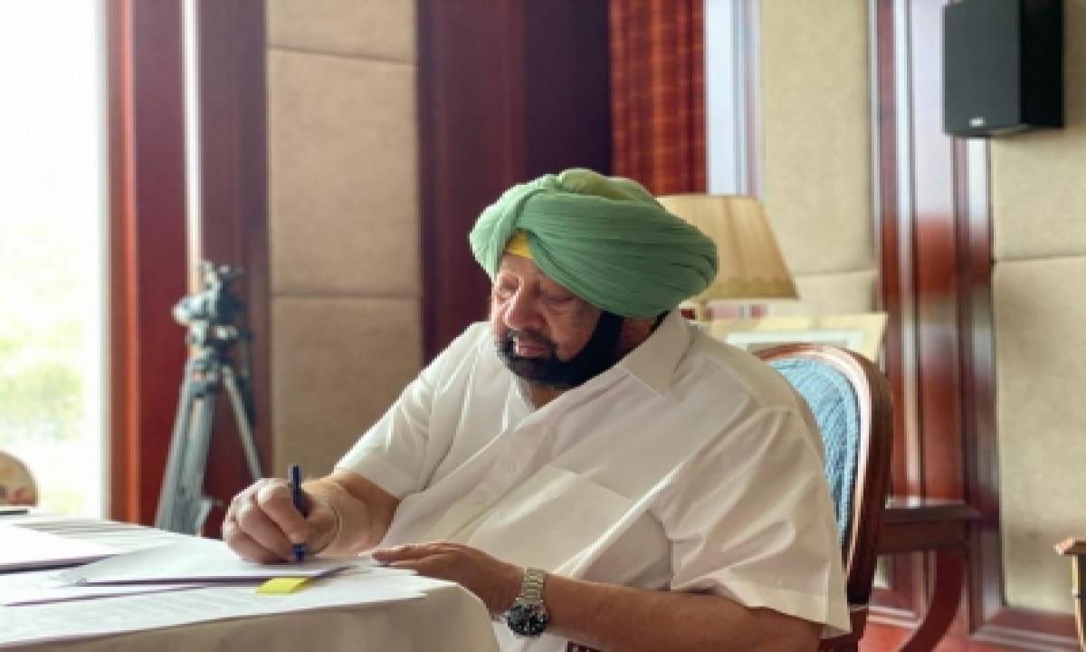 TeluguStop.com - Violence At Red Fort Insult, Says Amarinder