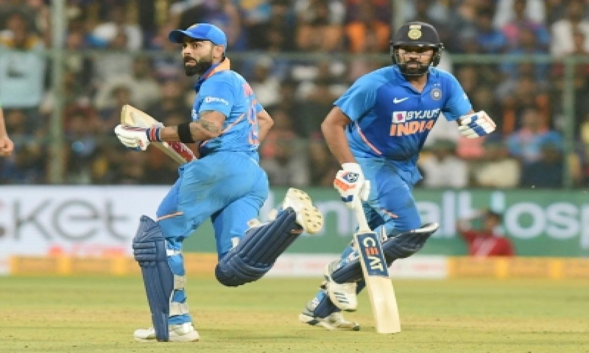 Virat, Rohit Maintain Top 2 Spots In Icc Odi Rankings-TeluguStop.com