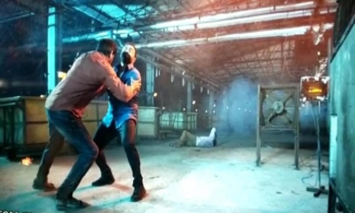 Vishal Injured While Shooting Climax Of His Next-TeluguStop.com