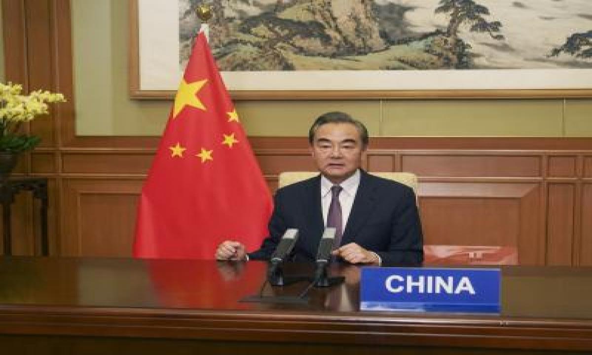 Wang Yi's Visit To Tibet-TeluguStop.com