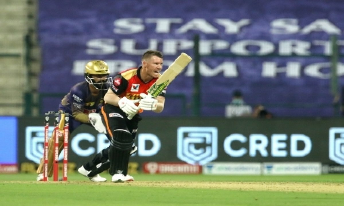 Warner Hits Out Batsmen For Playing Cross-batted Shots-TeluguStop.com