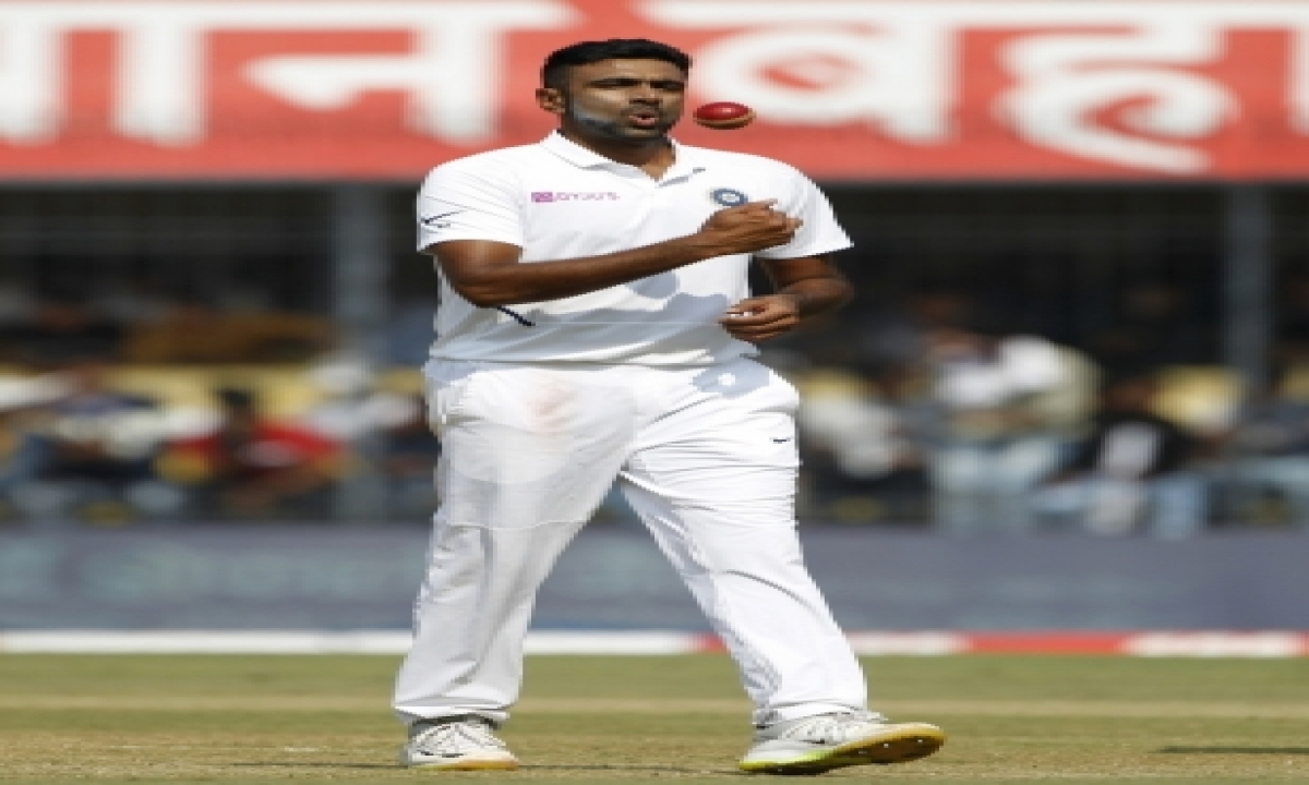 TeluguStop.com - Weren't Allowed To Enter Lift With Aussie Players In It: Ashwin
