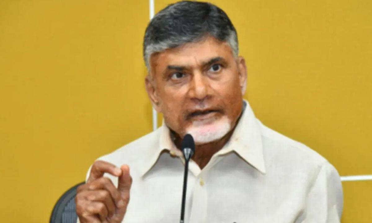 What Telugu Desham Party Leaders Now Talk About Chandra Babu Naidu-TeluguStop.com