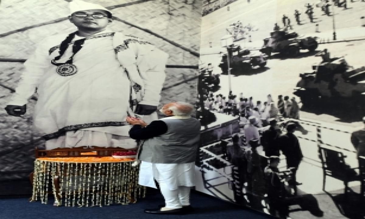 TeluguStop.com - Why Netaji Has Become Important For Bjp In Bengal?