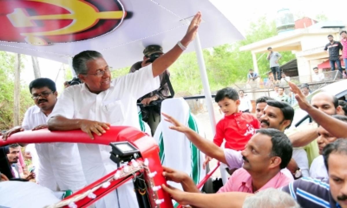 Will Vijayan's Hegemony Continue As Cpi-m Begins Party Meetings?-TeluguStop.com