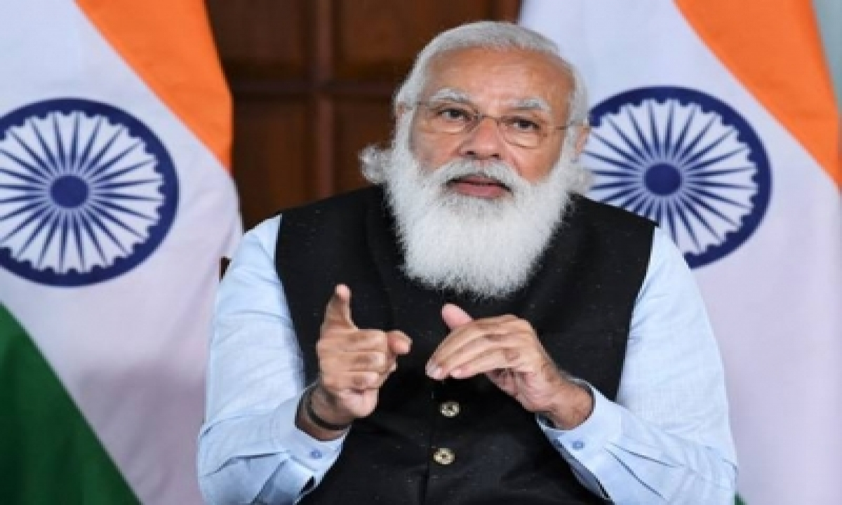 Wishes Pour In As Pm Modi Turns 71 (ld)-TeluguStop.com