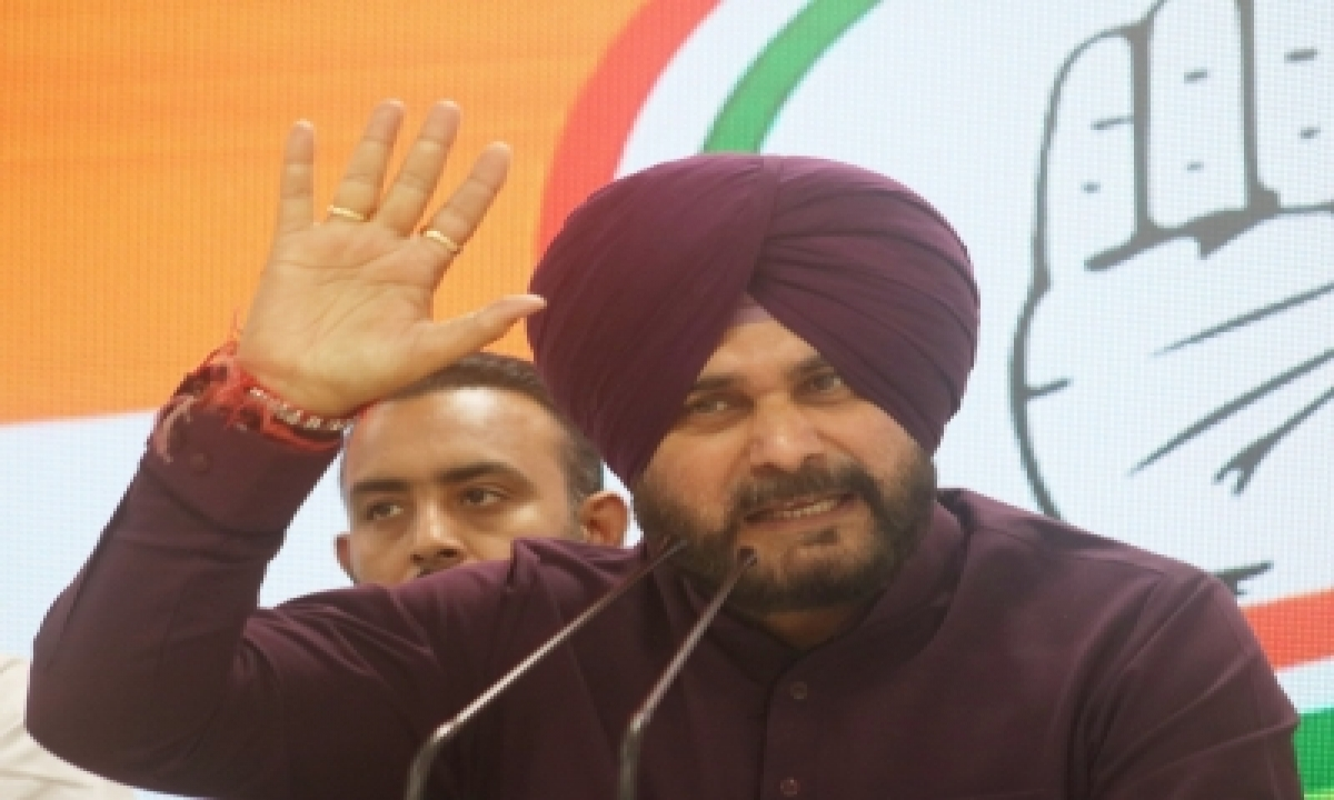 With No Sign Of Return To Cabinet, Sidhu's Future In Limbo-TeluguStop.com