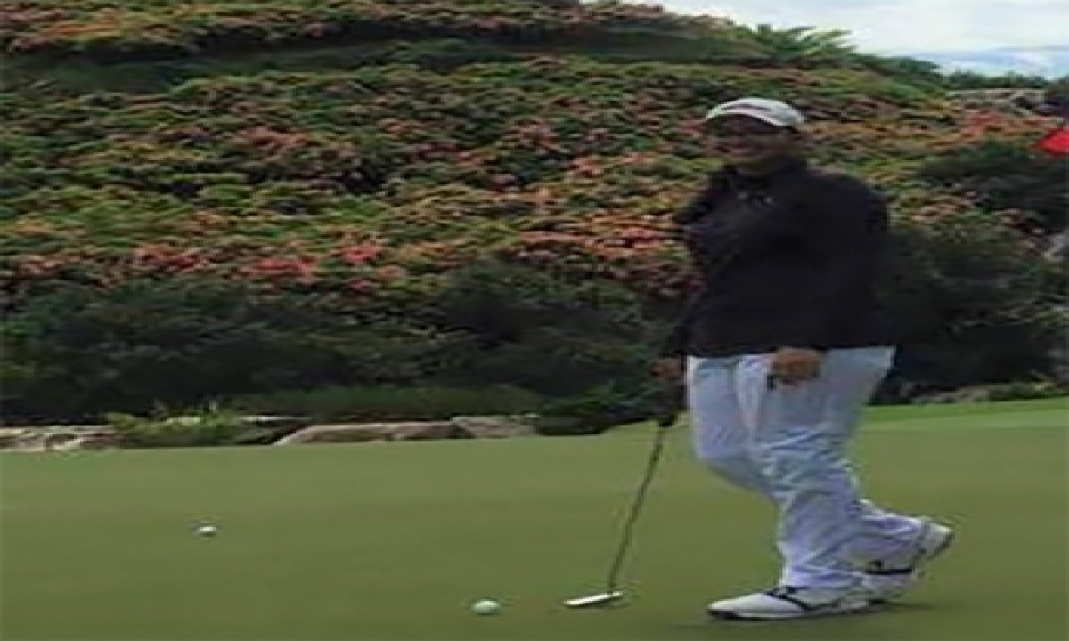TeluguStop.com - Women's Golf: Hitashee Snatches Lead From Sister Jahanvi