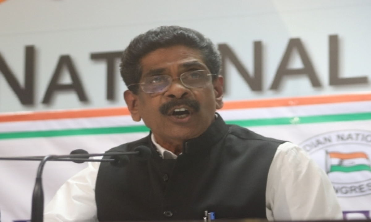 Won't Contest In Kerala Assembly Polls: State Cong Chief-TeluguStop.com
