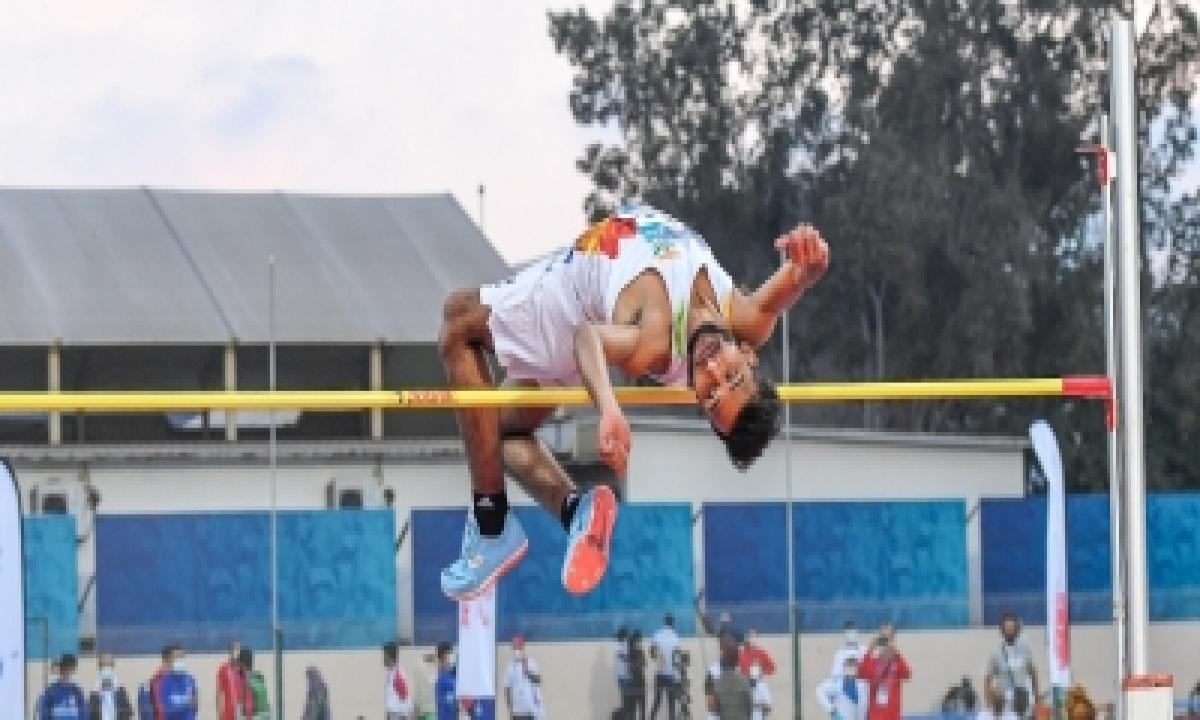 World Para Athletics Gp: India Finish With 23 Medals-TeluguStop.com