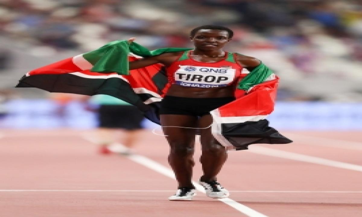 World Record Holder Athlete Tirop Dead In Apparent Stabbing In Kenya – Sports,athletics-TeluguStop.com