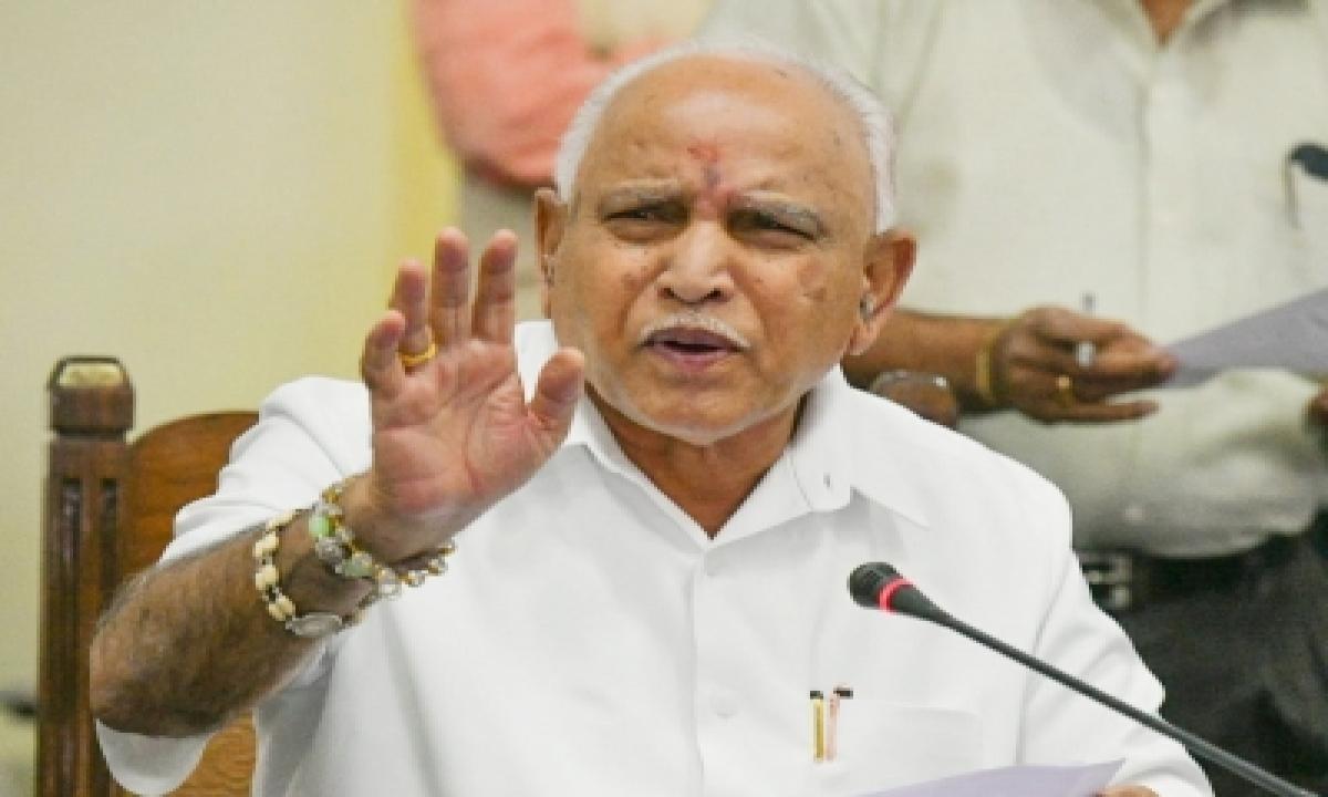 Yediyurappa Hits Back, Denies Meeting Siddaramaiah – National,politics-TeluguStop.com