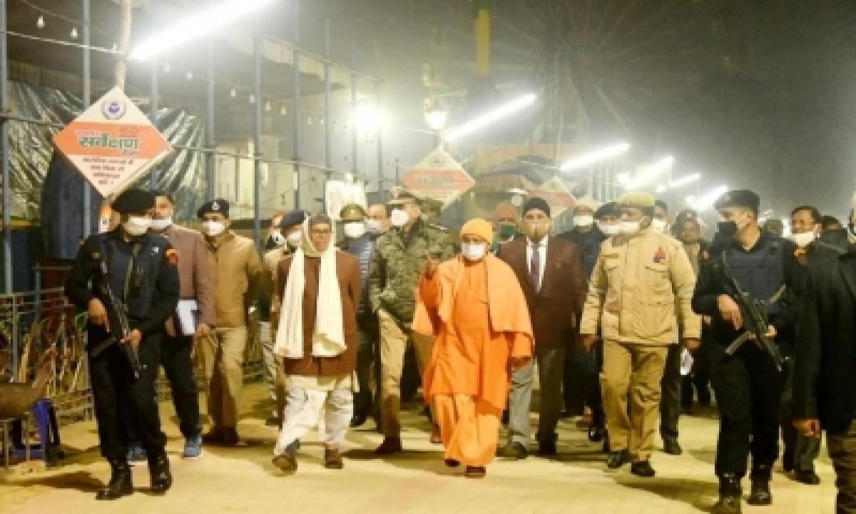 Yogi To Offer First 'khichdi' At Gorakhnath Temple-TeluguStop.com