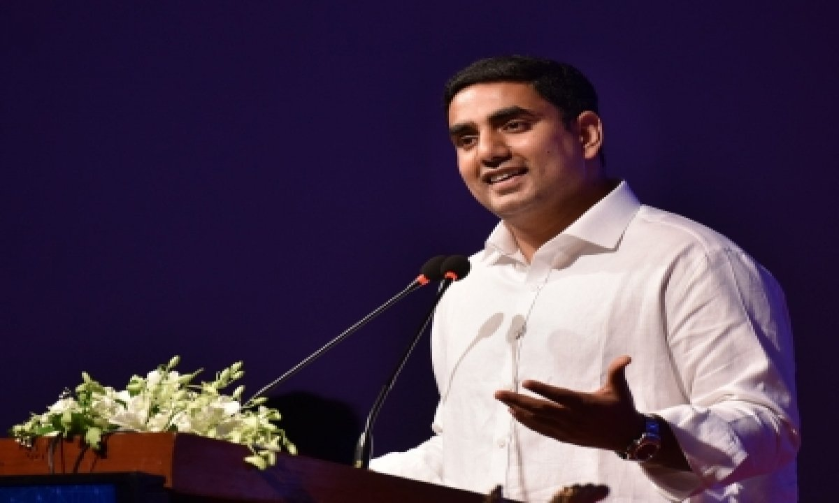 'ysrcp Wrongly Publicising Firms Attracted During Tdp's Rule'-TeluguStop.com