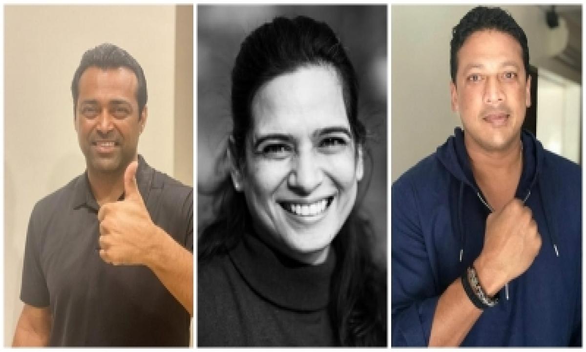Zee5 Brings 'break Point' Genre-breaking Show Featuring Leander Peas, Mahesh Bhupathi (ld)-TeluguStop.com