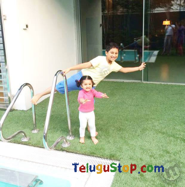 Pic Talk – Mahesh Son Following Sampoornesh Babu-Latest News - Telugu-Telugu Tollywood Photo Image-TeluguStop.com
