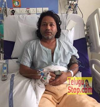 Pic Talk: Top Singer Hospitalized-TeluguStop.com