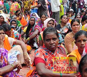 Municipal Workers Strike Enters 7th Day-TeluguStop.com