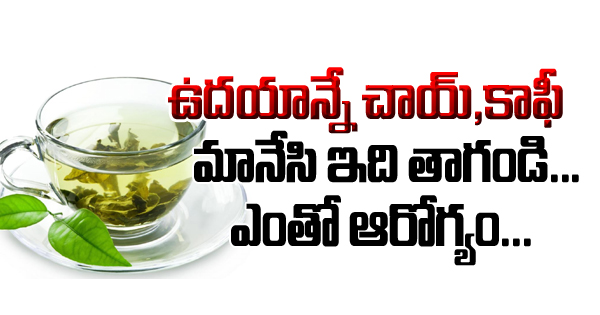 Healthy Benefits Of Green Tea-TeluguStop.com