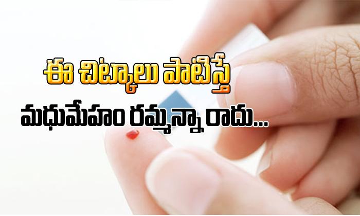 Diabetes Natural Remedies In Telugu-TeluguStop.com