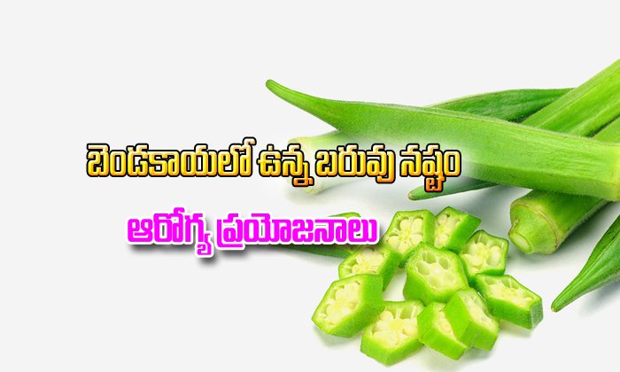 TeluguStop.com - Benefits Of Lady Finger (Bhindi) In Weight Loss,-Telugu Stop Exclusive Top Stories-Telugu Tollywood Photo Image