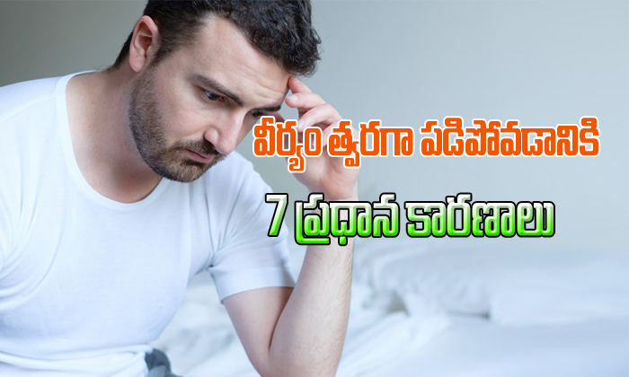 7 Reasons Why Men Ejaculate Too Early-Telugu Health-Telugu Tollywood Photo Image-TeluguStop.com