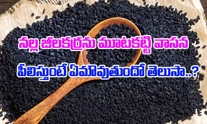 Black Cumin Seeds Health Benefits In Telugu-TeluguStop.com