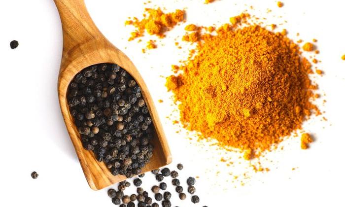 Black Pepper And Turmeric Health Benefits-పసుపు + మిరియాలతో అద్భుతమైన ఆరోగ్య ప్రయోజనాలు-Telugu Health-Telugu Tollywood Photo Image-TeluguStop.com