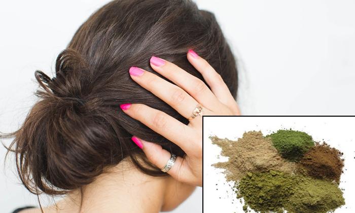 Dandruff Cure Herbal Pack-TeluguStop.com