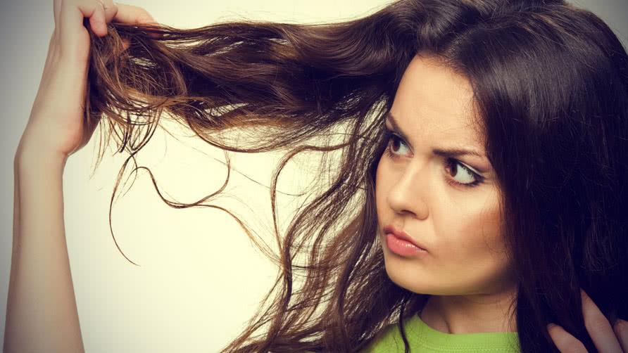 Tips Healthy Shiny Hair-TeluguStop.com