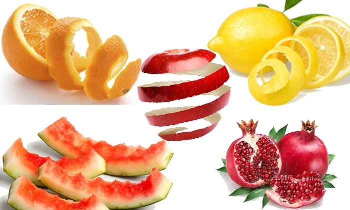 Benefits Of Fruit Peels For Your Skin-TeluguStop.com