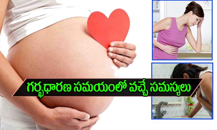 Common Health Problems In Pregnancy-గర్భధారణ సమయంలో వచ్చే సమస్యలు – జాగ్రత్తలు-Telugu Health-Telugu Tollywood Photo Image-TeluguStop.com