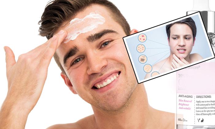 Men Face Care Tips-TeluguStop.com
