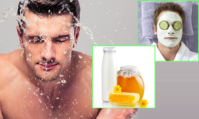 Skincare Tips Men With Oily Skin-TeluguStop.com