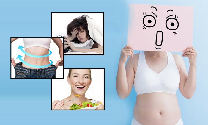 Weight Loss Common Mistakes-బరువు తగ్గే క్రమంలో చేసే ప్రధానమైన తప్పులు-Telugu Health-Telugu Tollywood Photo Image-TeluguStop.com