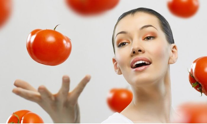 Amazing Benefits Of Tomatoes For Skin-TeluguStop.com