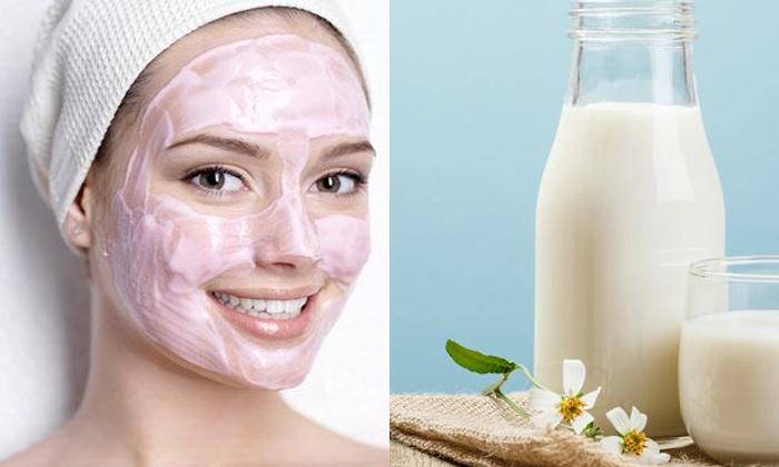 Milk Face Packs-TeluguStop.com