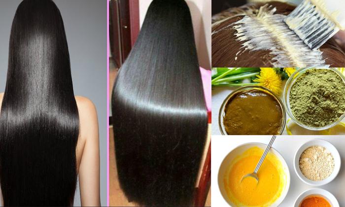 Simple Ways To Make Hair Silky-TeluguStop.com