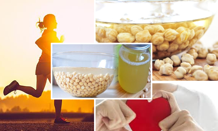 Health Benefits Of Chickpeas Boiled Water-TeluguStop.com