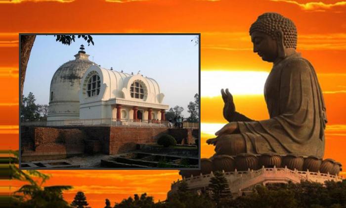 Lord Buddha Last Lived Place Is Kushinagar1-TeluguStop.com