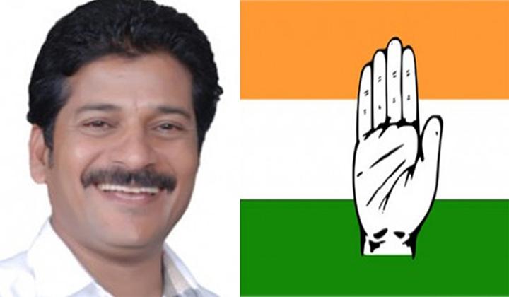 Revanth Reddy Warning To Congress Party-కాంగ్రెస్ కు రేవంత్ షాక్ రాజీనామా చేస్తానంటూ…-Political-Telugu Tollywood Photo Image-TeluguStop.com