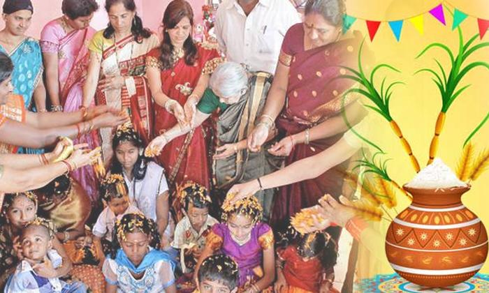Speciality Of Bhogi Pallu During Sankranti Festival-భోగికి పిల్లల తలపై రేగు పళ్లు ఎందుకు పోస్తారో తెలుసా వెనకున్న కారణాలు ఇవే..-Devotional-Telugu Tollywood Photo Image-TeluguStop.com