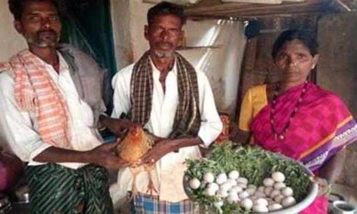 This Hen Gets Guinness Book Of World Record-బంగారు గుడ్లు పెట్టే కోడి ఏమో కాని… ఈ కోడిని చూడండి, అవాక్కయి నోరెళ్లబెడతారు-General-Telugu-Telugu Tollywood Photo Image-TeluguStop.com